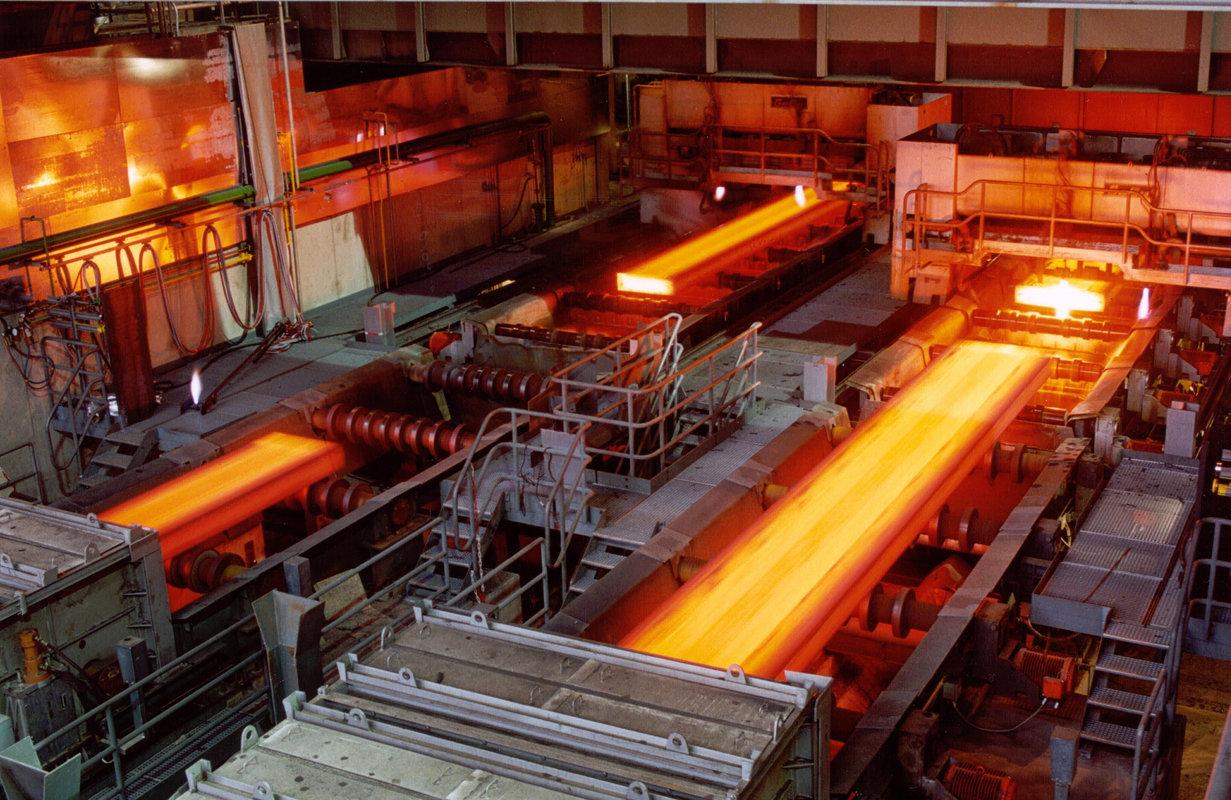 Cổ phiếu ngành thép.