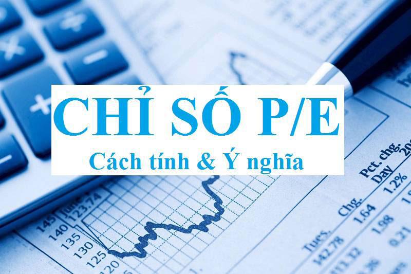 Hệ sốgiá trên thu nhập (P/E)